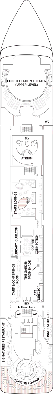 Seven Seas Mariner: Deck 6