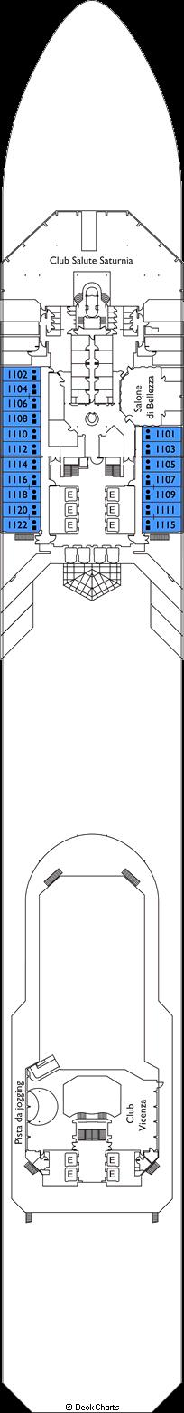 Costa Magica: Tiepolo Deck