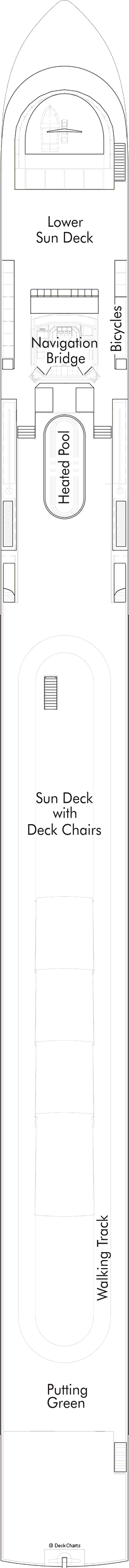 AmaBella: Sun Deck