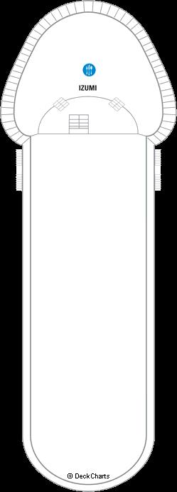 Rhapsody of the Seas: Deck 12