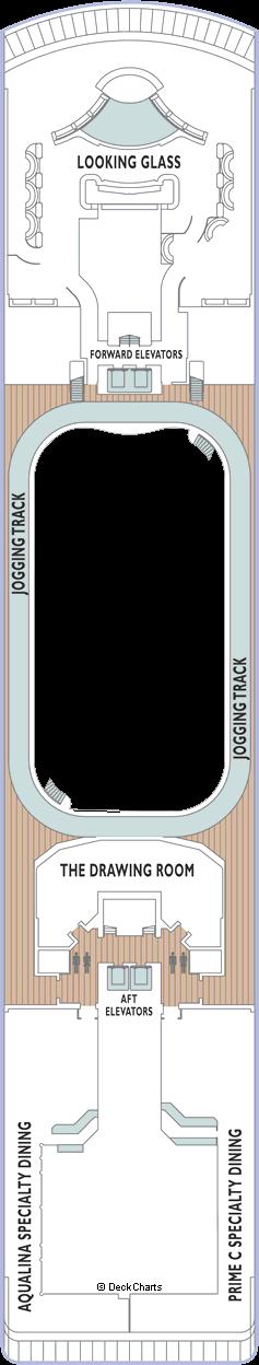 Azamara Journey: Deck 10