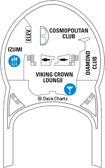 Navigator of the Seas: Deck 14