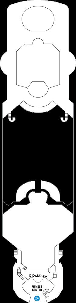 Empress of the Seas: Deck 11