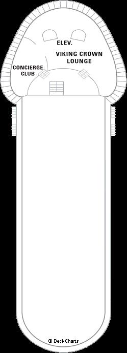 Rhapsody of the Seas: Deck 11