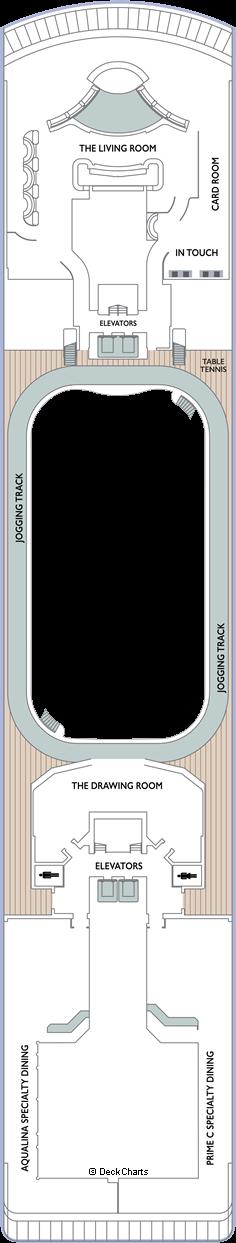 Azamara Quest: Deck 10
