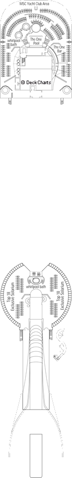 MSC Divina: Elios Deck