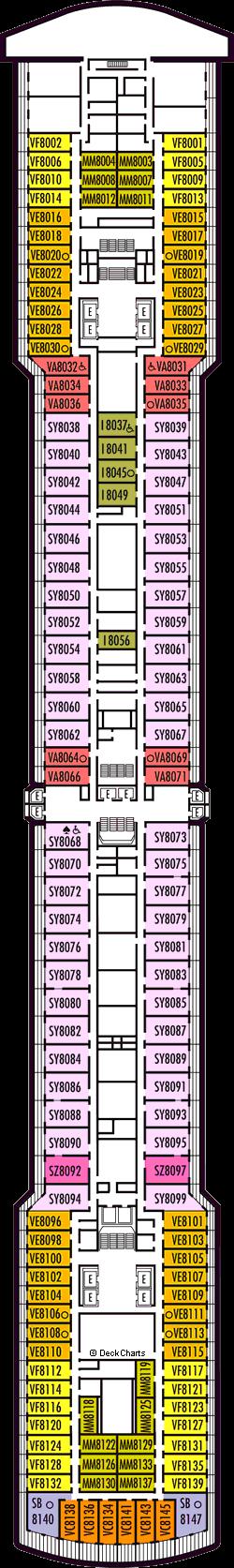 Oosterdam: Navigation Deck