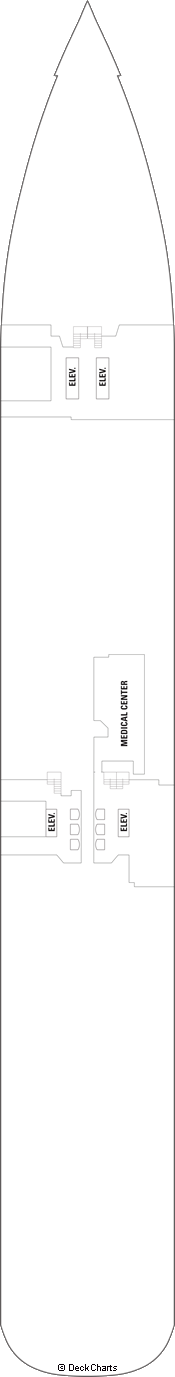 Ovation of the Seas: Deck 2