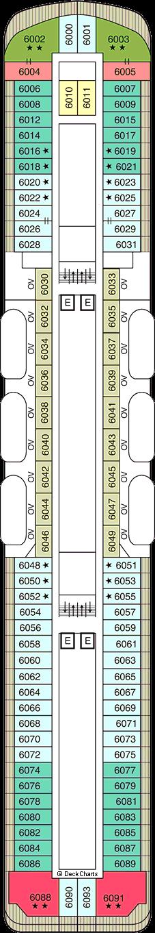 Regatta: Deck 6