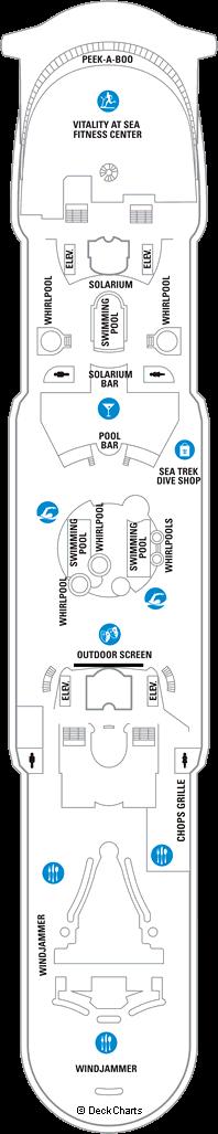 Explorer of the Seas: Deck 11