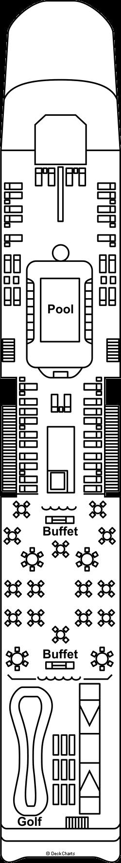 Viking Osfrid: Sun Deck