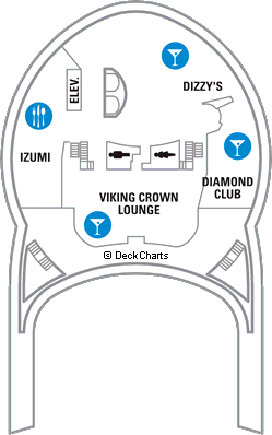 Explorer of the Seas: Deck 14
