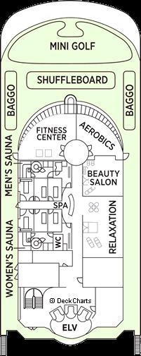 Seven Seas Navigator: Deck 12