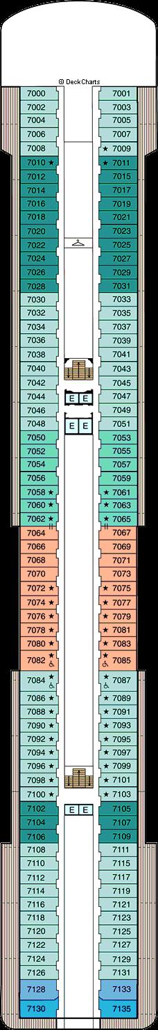 Marina: Deck 7