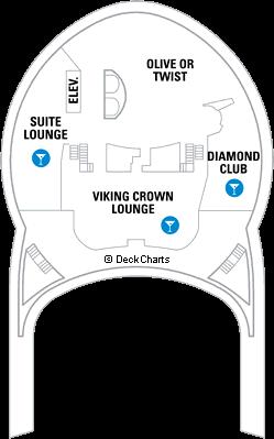 Liberty of the Seas: Deck 14