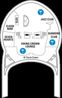 Mariner of the Seas: Deck 14