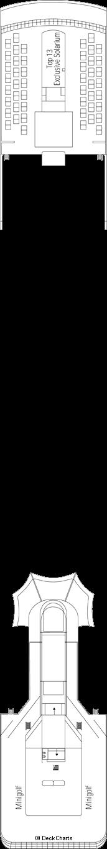 MSC Opera: Minigolf Deck