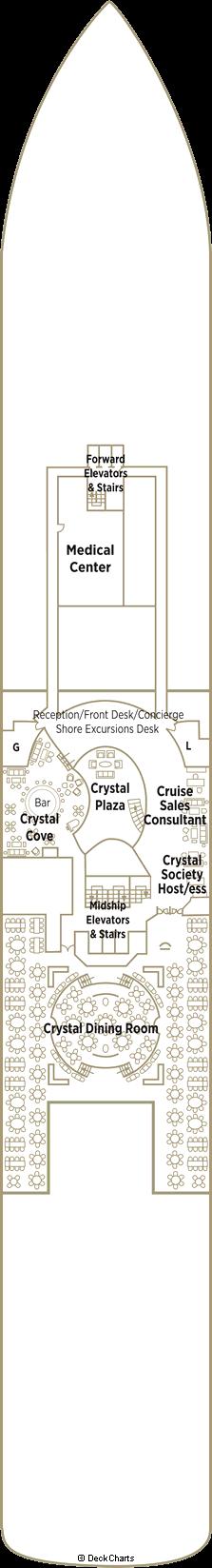 Crystal Serenity: Crystal Deck