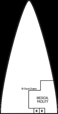 Seabourn Sojourn: Deck 3