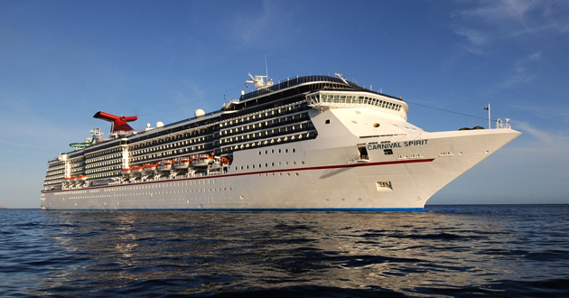 Carnival Spirit Cruise Ship Expert Review Amp Photos On