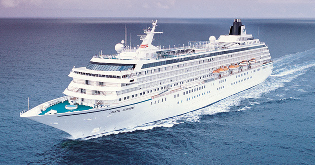 Crystal Symphony Cruise Ship Expert Review On Cruise Critic