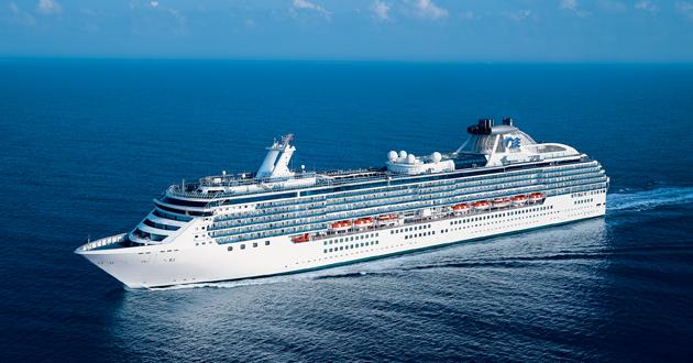 Coral Princess Cruise Ship Expert Review Amp Photos On
