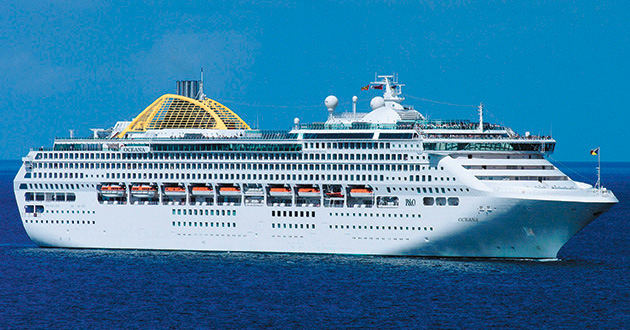 Oceana Cruise Ship Expert Review On Cruise Critic