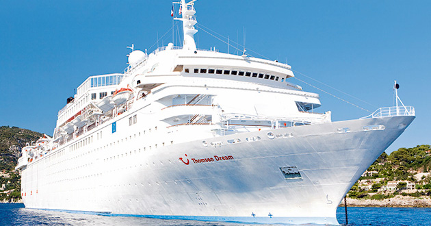 Thomson Dream Cruise Ship Expert Review On Cruise Critic