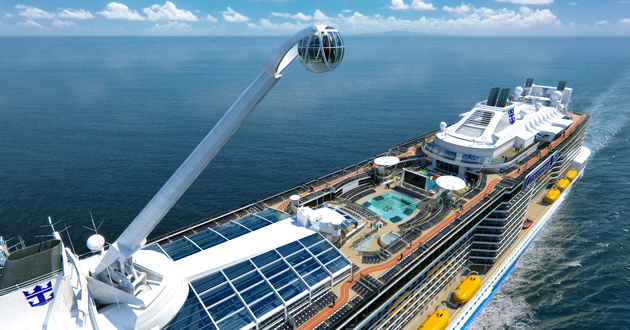Anthem Of The Seas Cruise Ship Returns To Port After Pool Accident - Anthem of the seas cruises