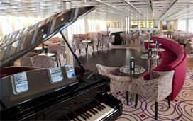 Aegean Odyssey - Charleston Lounge