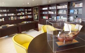 Aegean Odyssey - Library