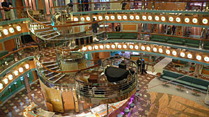 Carnival Magic - Atrium