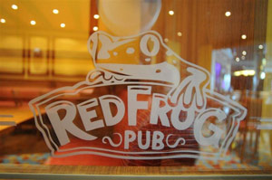 Carnival Magic - Red Frog Pub