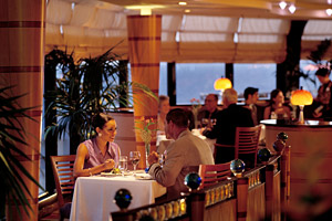 Disney Wonder - Palo Adult-Only Restaurant
