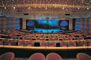 MSC Sinfonia - San Carlo Theatre