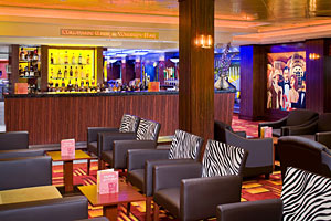 Norwegian Pearl - Bar Central