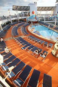 Oasis of the Seas - Sports Pool
