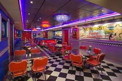 Pride of America - Cadillac Diner
