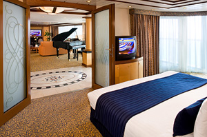 Radiance of the Seas - Royal Suite