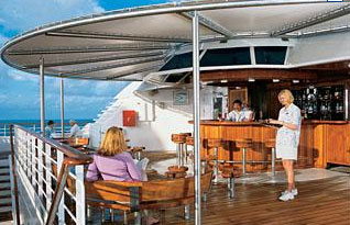 Seabourn Legend - Sky Bar