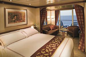 Seven Seas Mariner - Deluxe Suite