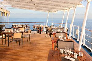 Seven Seas Mariner - La Veranda Restaurant