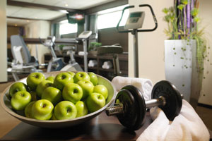 Amadeus Elegant - The fitness center.
