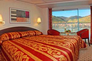 Amadeus Royal - A cabin on Amadeus Royal.
