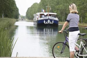 Belmond Amaryllis - Bicycling