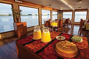 La Estrella Amazonica - Main Dining Room