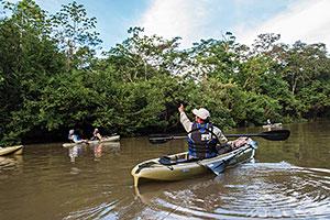 La Estrella Amazonica - Kayaking