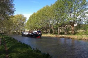 Anjodi - Cruising on the Canal du Midi