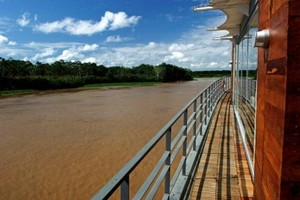 Aqua Amazon - Observation Deck