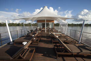 Aqua Amazon - Outdoor Lounge